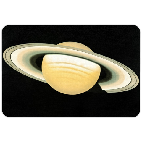 Saturn Floormat