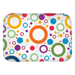Fun Circles Bath Mat