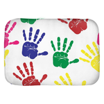 Hands Bath Mat