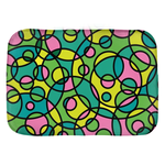 Lots Of Circles Bath Mat