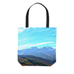 Mountians Tote Bag