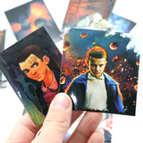 18pcs Stranger Things Stickers