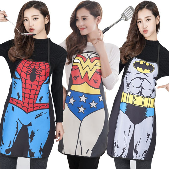 Superhero Apron Costumes