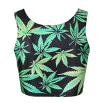 Covered In Weed 2 piece Set Costume