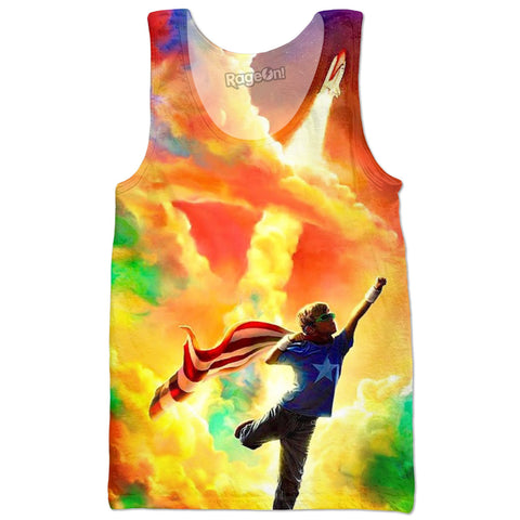 Follow Your Dreams Kid Tank Top