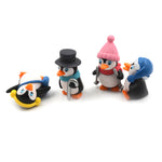 Christmas Penguins Set