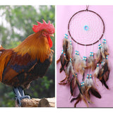 Feathers Dream Catcher
