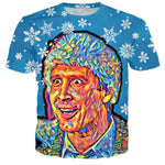 Merry Christmas Clark Griswold T-Shirt