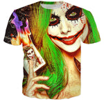 Lady Joker T-Shirt