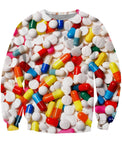 Pills Crewneck Sweatshirt