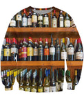 Wine Crewneck Sweatshirt