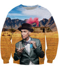 The Real Heinsenberg Crewneck Sweatshirt