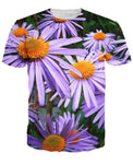 Purple Daisies T-Shirt
