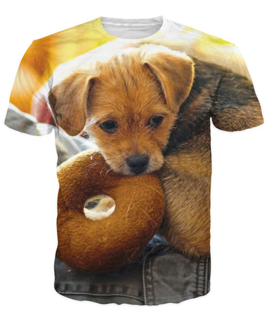 Donut Dog T-Shirt