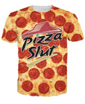 Really A Pizza Slut T-Shirt