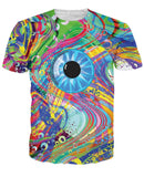 Oil Spill Eye Melt T-Shirt