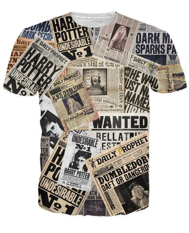 Wizarding News T-Shirt
