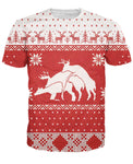 Merry Bucking Christmas T-Shirt