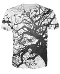 Bat Branches T-Shirt