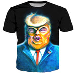 Donald Trump Abstract T-Shirt