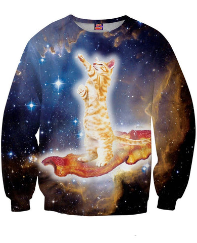 Bacon Cat Sweatshirt
