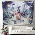 trippy tapestries