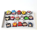 Super Hero Key Cover Key Chain