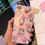 Donald Duck and Daisy phone Case