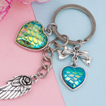 Mermaid Scales Key Chain