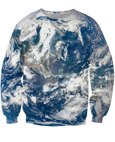 Earth v2 Crewneck Sweatshirt