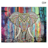 Elephant Colored Tapestries Collection