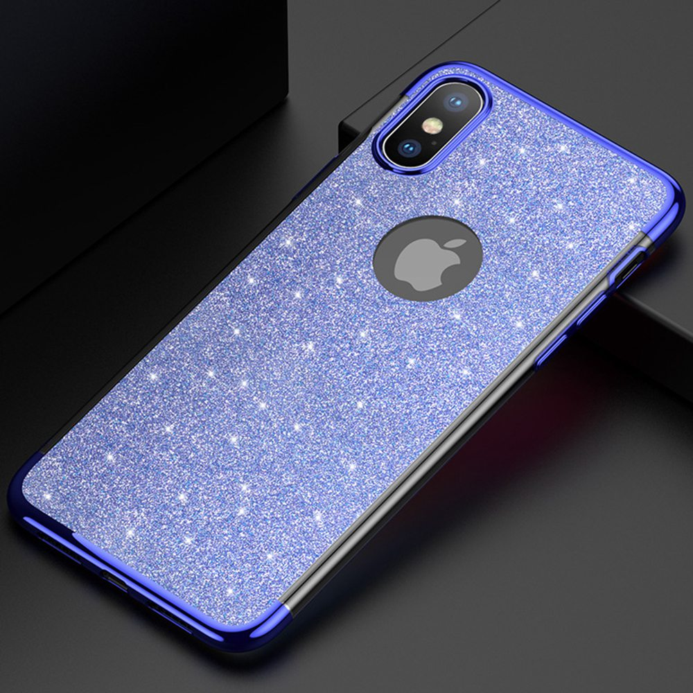 Super Popular 4615d 58bb0 Fashion Iphone Xs X Phone Case 1 Wp 7 Plus Cafele Tpu Soft Silicone Casing Cases Cover 8 Premium Selection 5993e 39432 Eqvvol Glitter Plating For Xr Max
