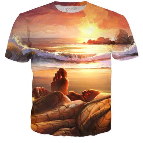 Sleep Beside The Ocean T-Shirt