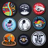 Iron On Decorative Patches
