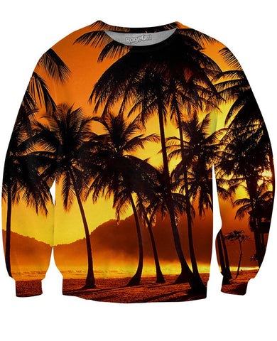 Setting Palms Sweatshirt
