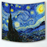 Landscape Painting Wall Tapestries
