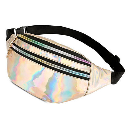 Reflective Fanny Pack Bag
