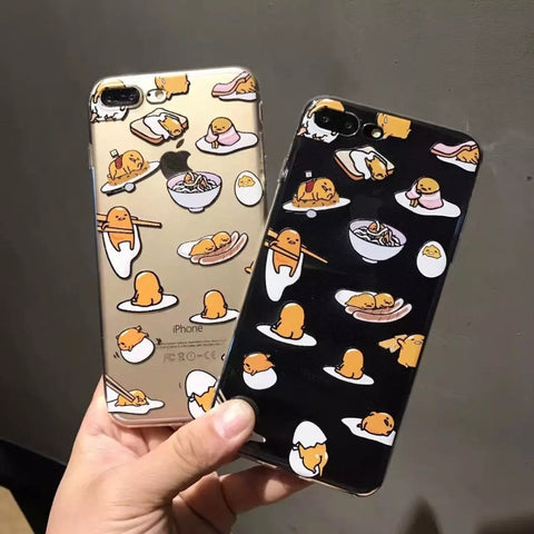Lovely Gudetama Egg Phone Case