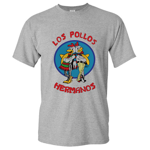 Breaking Bad Shirt LOS POLLOS T Shirt