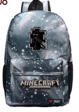Minecraft Backpack Bag