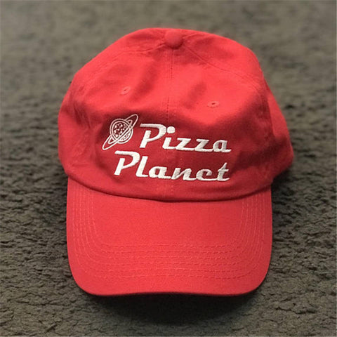 bafaa9af45c56 Pizza Planet Baseball Hat