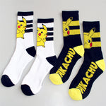 Pokemon Pikachu Socks