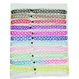 Fashion Choker Necklace Packs