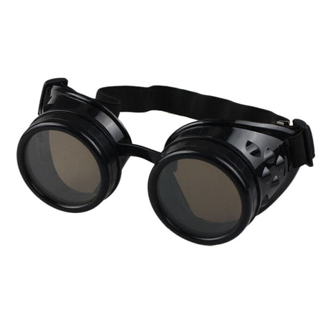 Gothic Steampunk Goggle Glasses