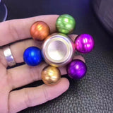 Six Colorful Ball Fidget Spinner