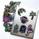 21Pcs/lot Colorful Party Stickers