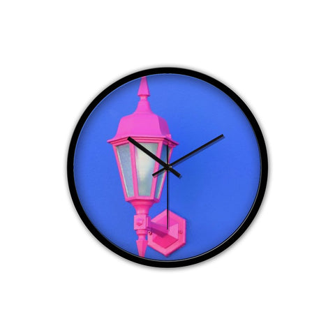 Pink Light Clock