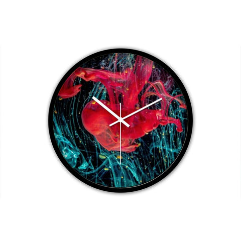 Red Jelly Clock