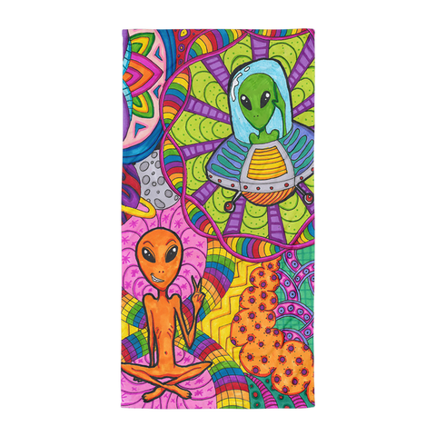 Far out towel