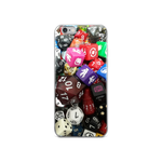 Dice Games iPhone Case